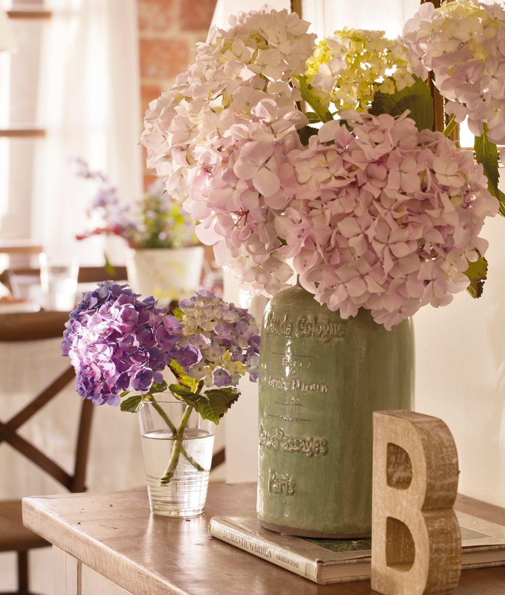 Insp rate con 6 ideas creativas de decoraci n para la for Decoracion del hogar en primavera