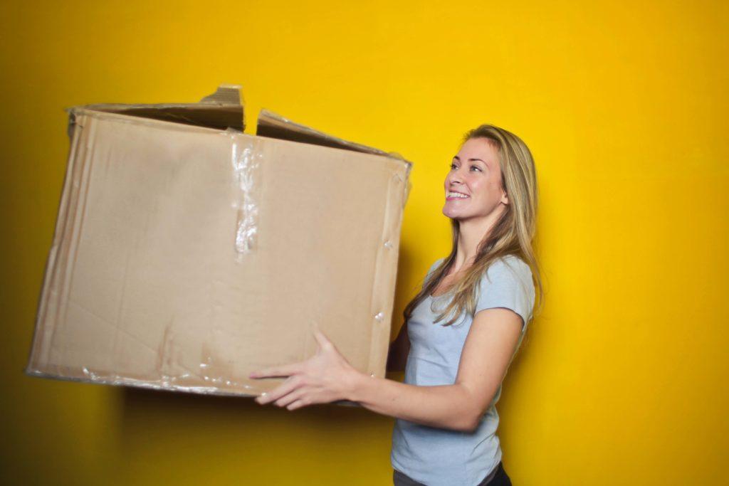 Cinco consejos para sobrevivir a una mudanza