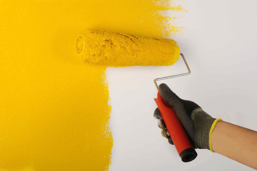 Qué herramientas necesitas para pintar las paredes