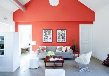 Cómo decorar en color coral