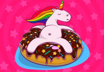 Cómo montar una fiesta con unicornios