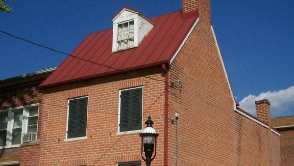 Así es la casa en Baltimore de Edgar Allan Poe
