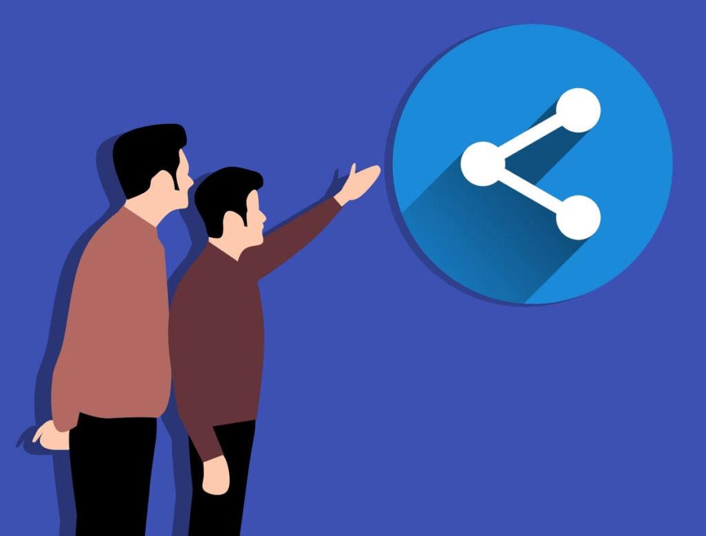 Comparte información relacionada con tu sector en LinkedIn