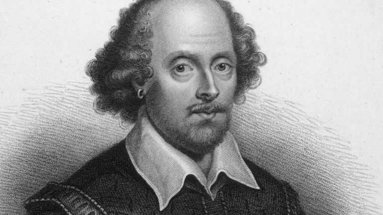 William Shakespeare del día de libro