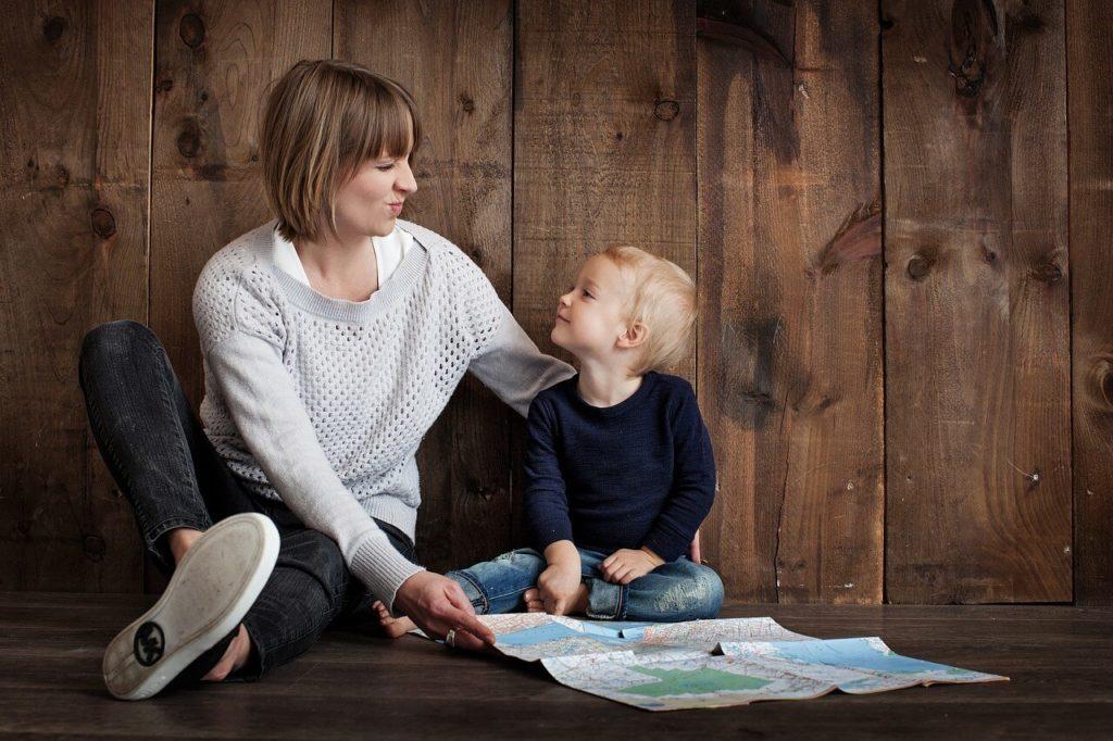 Cómo decorar tu hogar con la ayuda de tus hijos