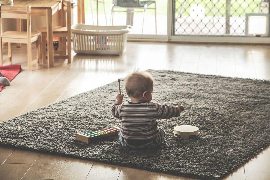 Cómo puedes decorar tu hogar con niños