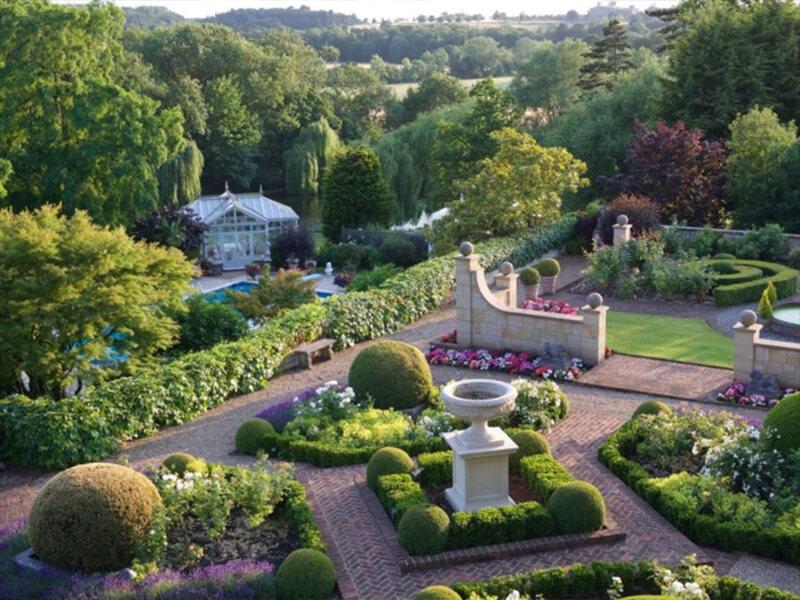La mansión de Rod Stewart en Essex