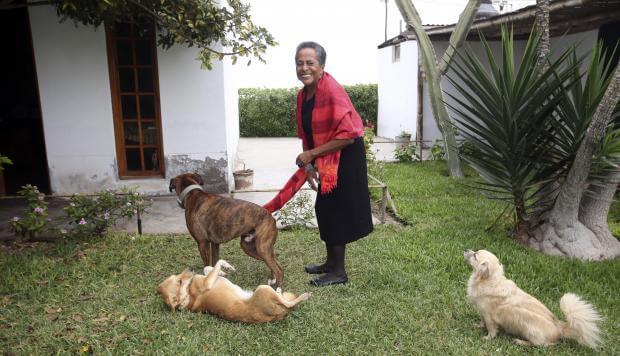 Dónde vivie la Ministra Susana Baca