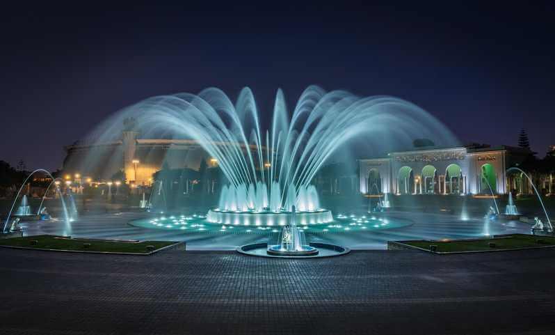 El circuito del agua de Lima