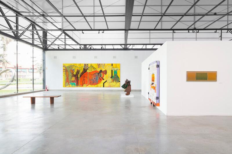 Este es el museo de arte contemporáneo