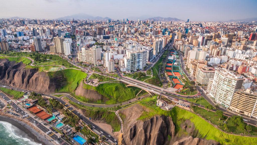 Planes en Lima