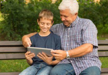 Por qué ganar a tu abuelo en un concurso