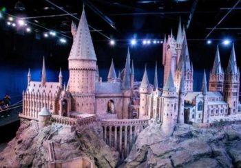El incendio de Harry Potter