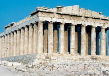 Curiosidades del Partenón griego