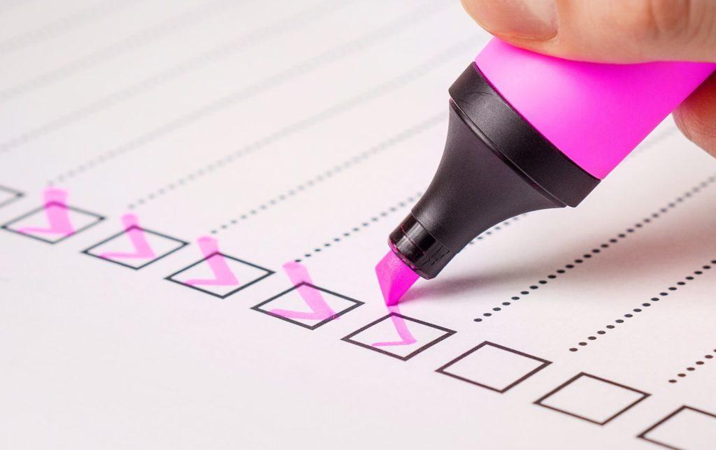 Checklist para vender tu propiedad