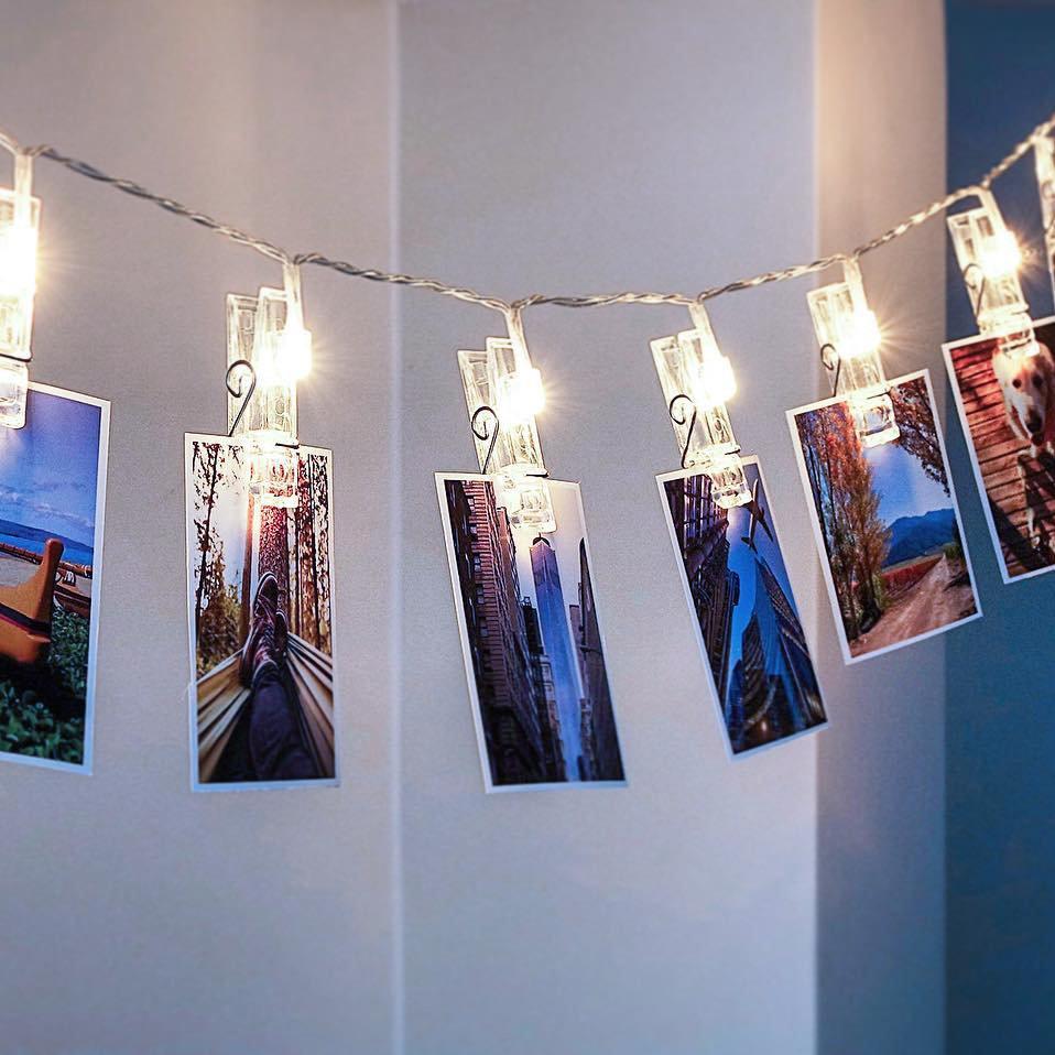 Cómo decorar con luces de navidad